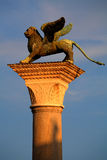 Venetian Scuplture Stock Photography