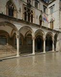 venetian slott Arkivbild