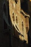 venetian slott Royaltyfri Bild