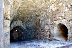venetian slottbefästningkoules Royaltyfri Fotografi
