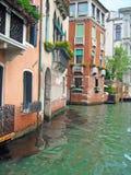 Venetian strandkantlägenheter Royaltyfria Foton
