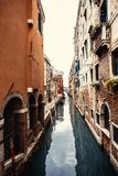 Venetian street Stock Photography