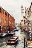 Venetian street Royalty Free Stock Photo