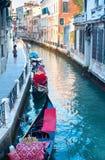 Venetian street Stock Image