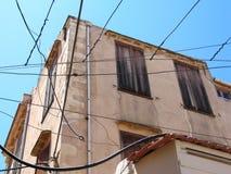 Venetian style buildings Stock Image