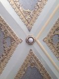Venetian style ceiling Stock Images