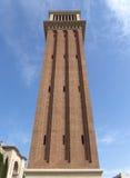 Venetian tower Stock Photo