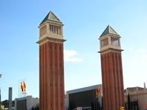 Venetian towers Stock Photo