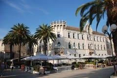 Venetian villa Stock Image