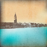 Venetian Vintage Background Stock Images