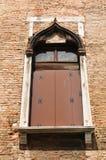 Venetian window Stock Image