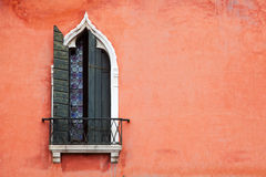 Venetian window Stock Images