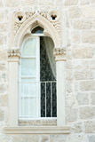 Venetian window Royalty Free Stock Photo