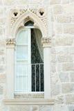 Venetian window royalty free stock photo