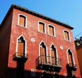 Venetian windows Stock Images