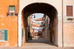 Free Venetian Yard Royalty Free Stock Photography - 26483817