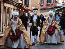 Venetianisch-ähnliche Maske, der Venedig-Karneval ist eine von den berühmtesten in der Welt, sein charakteristisches sind die Mas stockfoto