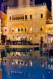 Venetianisch in Las Vegas stockfoto
