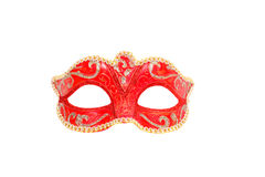 Venetianische Karnevals-Schablone Lizenzfreie Stockfotos