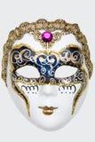 Venetianische Karnevalsschablone stockfotos