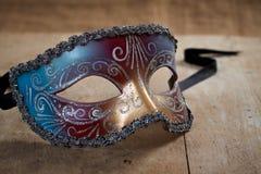 Venetianische Karnevalsschablone stockbilder