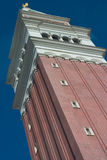 Venetianische Kontrollturm-Perspektive Lizenzfreie Stockbilder