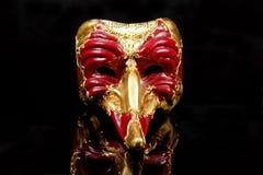 Venetianische Maske lizenzfreies stockfoto