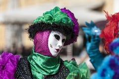 Venetianische Maske stockfoto