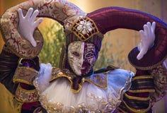 Venetianische Maske Stockfotos
