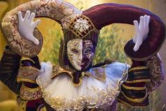 Venetianische Maske Stockfotografie