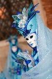 Venetianische Maske des Karnevals 2016 Lizenzfreie Stockbilder
