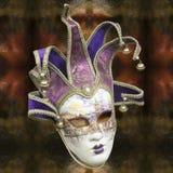 Venetianische Masken Lizenzfreies Stockbild