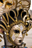 Venetianische Schablone Stockfoto
