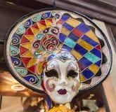 Venetianische Schablone Stockbild