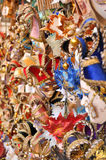 Venetianische Schablonen Lizenzfreie Stockfotos
