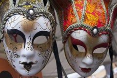 Venetianische Schablonen Stockbilder