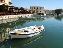 Venetianischer Hafen Stockfotos
