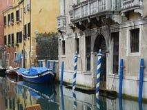 Venetianischer Kanal lizenzfreie stockbilder