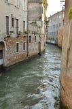 Venetianischer Kanal Lizenzfreie Stockfotografie