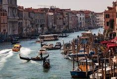 Venetianischer Krankenwagen Lizenzfreie Stockfotos