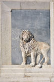 Venetianischer Löwe Lizenzfreie Stockbilder