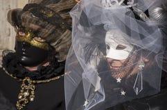 Venetianisches carnival-2013 Stockbild