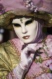 Venetianisches carnival-2013 Lizenzfreie Stockfotos