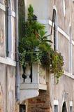 Venetianisches Haus Stockbild