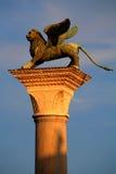 Venetianisches Scuplture stockfotografie