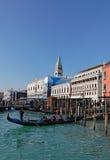 Venetianisches Stadtbild Stockfotos