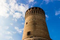 Venetians medieval  Fortress in Brisighella Royalty Free Stock Photos
