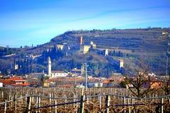 Veneto Italy sight Stock Image