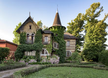 Veneto villas Royalty Free Stock Photos