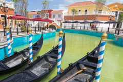 Venetzia, Hua Hin Fotografie Stock